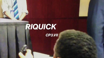 Jordan CP3.VII TV Spot, 'Riquickulous Press Conference' Feat. Chris Paul - Thumbnail 7