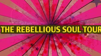 BET Rebellious Soul Tour TV Spot