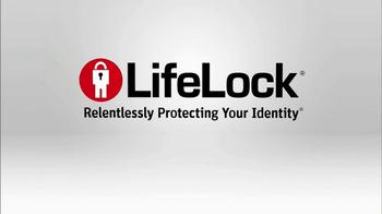 LifeLock TV Spot, 'Charge Card' - Thumbnail 2