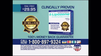 Lipozene TV Spot, 'New Weight Loss Tip'