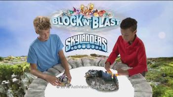 Skylanders Block 'N' Blast TV Spot - Thumbnail 1