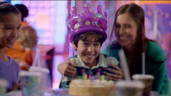 Chuck E. Cheese's TV Spot, 'Birthday Rockstar' - Thumbnail 9