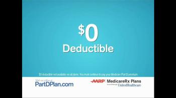 UnitedHealthcare AARP Saver Plus Medicare RX Plans TV Spot, 'Copays' - Thumbnail 10