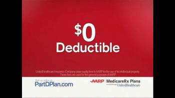 UnitedHealthcare AARP Saver Plus Medicare RX Plans TV Spot, 'Copays' - Thumbnail 3