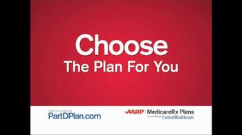 UnitedHealthcare AARP Saver Plus Medicare RX Plans TV Spot, 'Copays' - Thumbnail 4