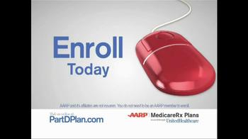 UnitedHealthcare AARP Saver Plus Medicare RX Plans TV Spot, 'Copays' - Thumbnail 5