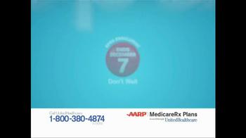 UnitedHealthcare AARP Saver Plus Medicare RX Plans TV Spot, 'Copays' - Thumbnail 6