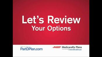 UnitedHealthcare AARP Saver Plus Medicare RX Plans TV Spot, 'Copays' - Thumbnail 9