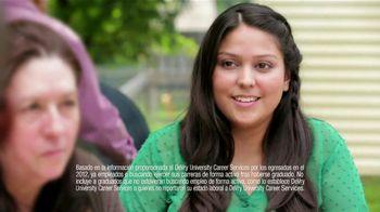 DeVry University TV Spot, 'Graduados' [Spanish]