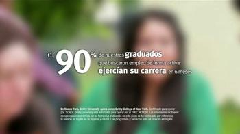 DeVry University TV Spot, 'Graduados' [Spanish] - Thumbnail 9