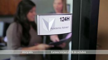 DeVry University TV Spot, 'Graduados' [Spanish] - Thumbnail 4