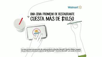 Walmart TV Spot, 'Bertolli' [Spanish] - Thumbnail 2