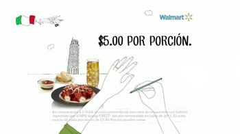 Walmart TV Spot, 'Bertolli' [Spanish] - Thumbnail 3