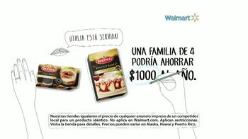 Walmart TV Spot, 'Bertolli' [Spanish] - Thumbnail 5