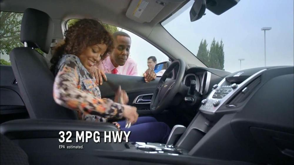 2014 Chevrolet Equinox TV Commercial, 'Feeling Good ...