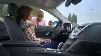 2014 Chevrolet Equinox TV Spot, 'Feeling Good' - 99 commercial airings