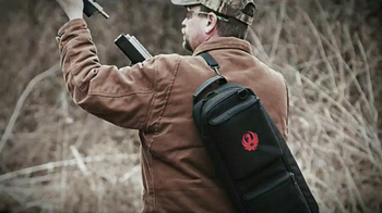 Ruger 1022 TakeDown TV Spot