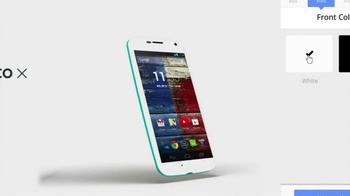 Motorola Moto X TV Spot, 'Customize' Song by Kanye West - Thumbnail 6