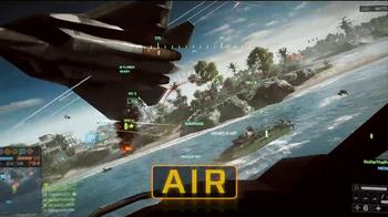 Battlefield 4 TV Spot, 'Blow Stuff Up' - Thumbnail 2