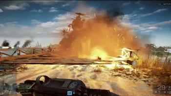 Battlefield 4 TV Spot, 'Blow Stuff Up' - Thumbnail 6