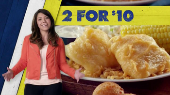 Long John Silver's 2 for $10 TV Spot - Thumbnail 4