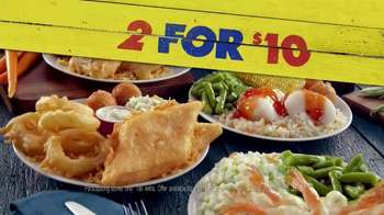 Long John Silver's 2 for $10 TV Spot - Thumbnail 8