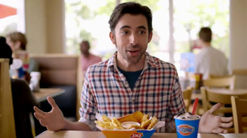 Dairy Queen Chicken Strip Basket TV Spot, 'Fan Food' - Thumbnail 2