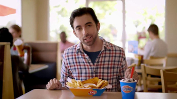 Dairy Queen Chicken Strip Basket TV Spot, 'Fan Food' - Thumbnail 5