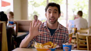 Dairy Queen Chicken Strip Basket TV Spot, 'Fan Food' - Thumbnail 6