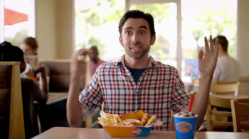 Dairy Queen Chicken Strip Basket TV Spot, 'Fan Food' - Thumbnail 8