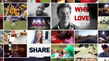 NFL TV Spot, 'My Football Story' Featuring Dr. Oz - Thumbnail 10