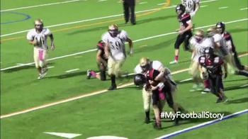 NFL TV Spot, 'My Football Story' Featuring Dr. Oz - Thumbnail 6