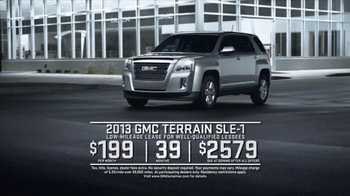 2013 GMC Terrain TV Spot, 'Selldown' - Thumbnail 10
