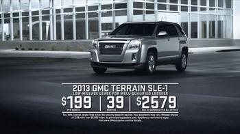 2013 GMC Terrain TV Spot, 'Selldown' - Thumbnail 8