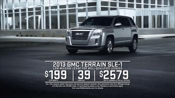 2013 GMC Terrain TV Spot, 'Selldown' - Thumbnail 9