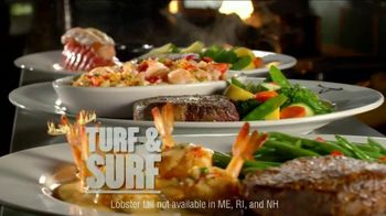 Longhorn Steakhouse Turf & Surf TV Spot - 3093 commercial airings