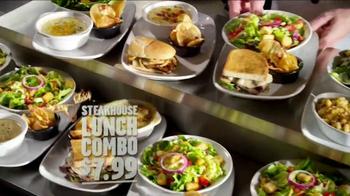 Longhorn Steakhouse Turf & Surf TV Spot - Thumbnail 10