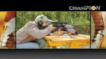 Champion Target TV Spot