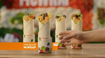 McDonald's Premium McWrap TV Spot [Spanish] - Thumbnail 8