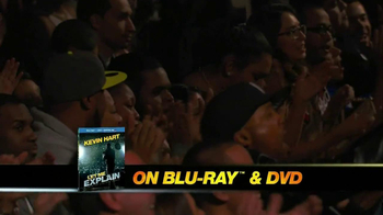 Kevin Hart: Let Me Explain DVD & Blu-ray Combo Pack TV Spot - Thumbnail 1