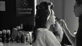 TRESemme TV Spot 'Mercedes-Benz Fashion Week' - Thumbnail 1