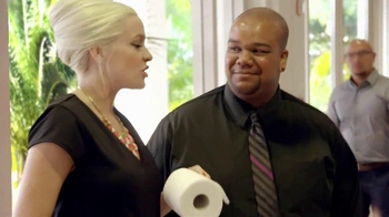 Cottonelle TV Spot, 'Talk About Your Bum: Wedding' - Thumbnail 9
