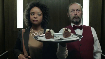 Fiber One 90 Calorie Brownies TV Spot, 'Drama' - Thumbnail 6