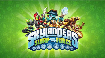 Cartoon Network TV Spot, 'Skylanders Swap Force'