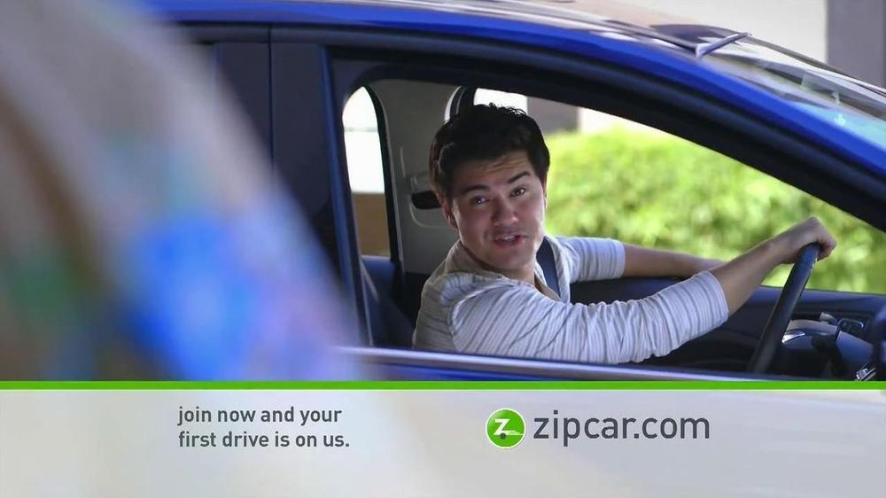 Zipcar TV Spot
