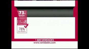 Vanidades TV Spot, 'Estilo y Elegancia' [Spanish] - Thumbnail 6
