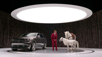 Dodge Durango TV Spot, 'Baby Horse' Feat. Will Ferrell - Thumbnail 10