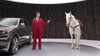 Dodge Durango TV Spot, 'Baby Horse' Feat. Will Ferrell - Thumbnail 4