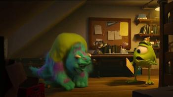 Monsters University Blu-ray TV Spot - Thumbnail 5