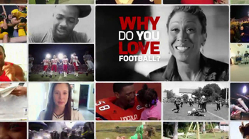 NFL TV Spot, 'My Football Story' Featuring Robin Roberts - 55 commercial airings